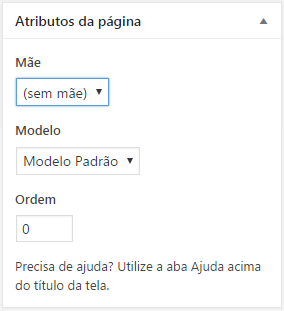 como editar no wordpress passo a passo 3