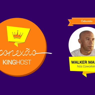 Entrevista com Walker Massa, do Nós Coworking