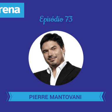 É a vez de Pierre Mantovani (Omelete), no episódio #073 do videocast Man in the Arena