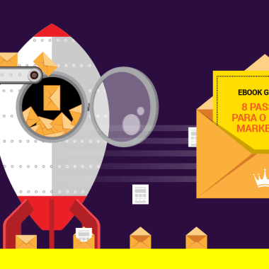 E-book Email Marketing KingHost