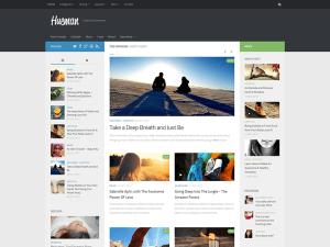 hueman - template gratuito para WordPress