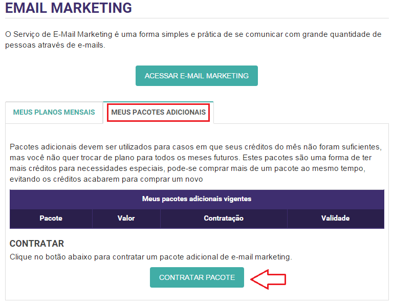 email marketing kinghost