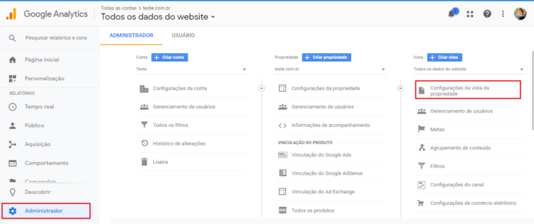 como usar google analytics