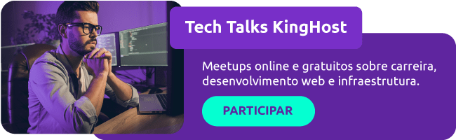 Tech Talks KingHost