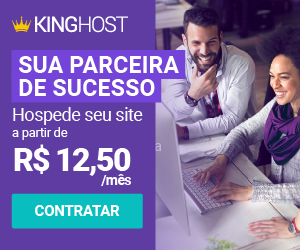 Hospedagem de sites KingHost