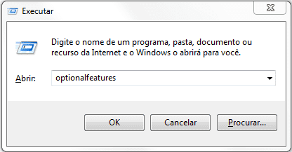 telnet no windows 7