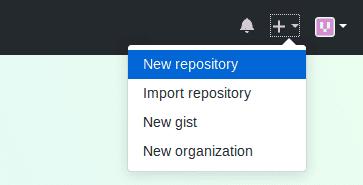 GitHub - Novo repositório