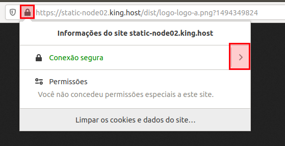 testar o certificado SSL
